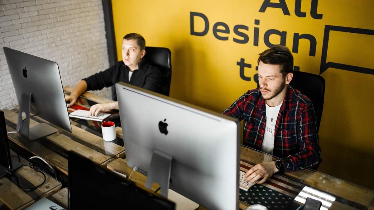 Зарплата дизайнерів