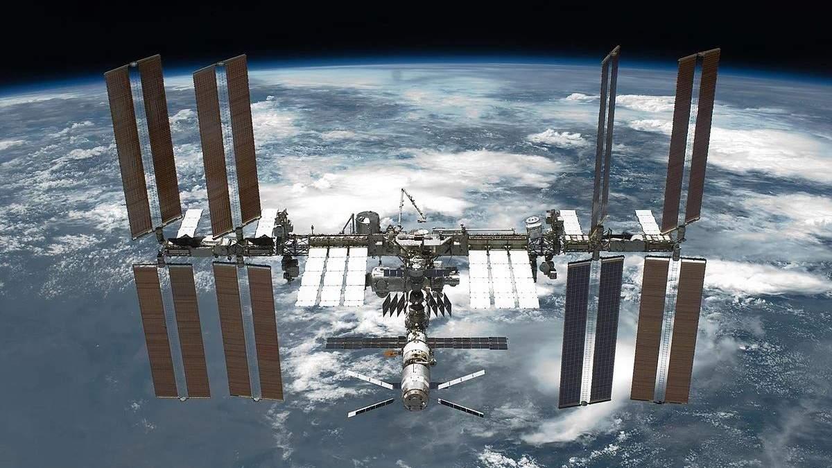 Міжнародна космічна станція