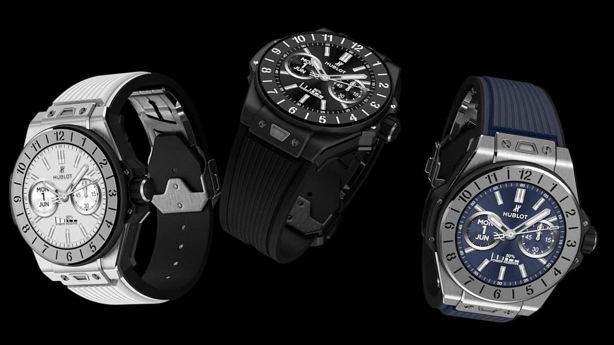 Дорого-богато: Hublot представила умные часы за 5800 долларов – фото