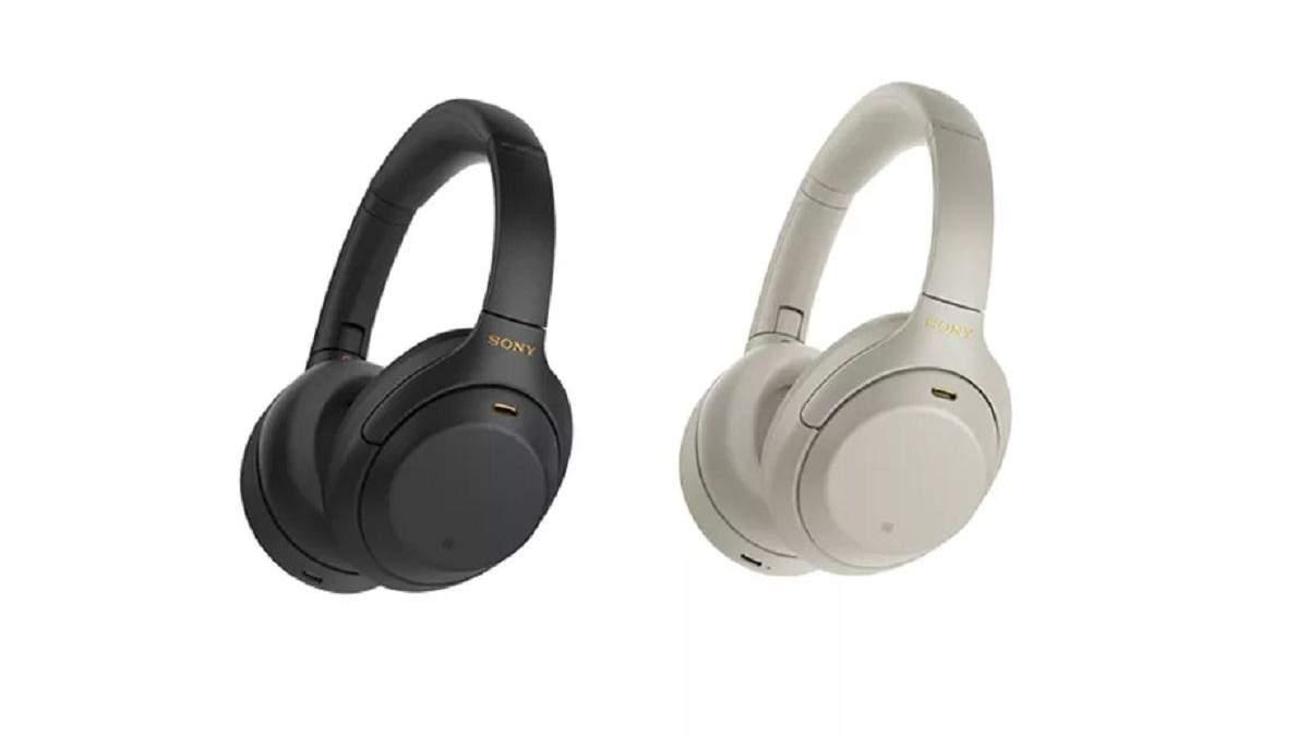 Бездротові навушники Sony 1000XM4 отримали покращені функції штучного інтелекту: характеристики
