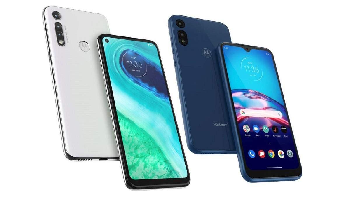 Motorola випустила відразу два бюджетних смартфони на Snapdragon