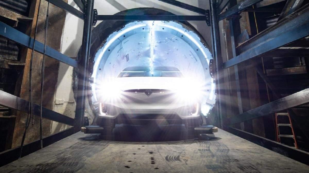 Boring Company Ілона Маска розширить тунельну систему Loop під Лас-Вегасом