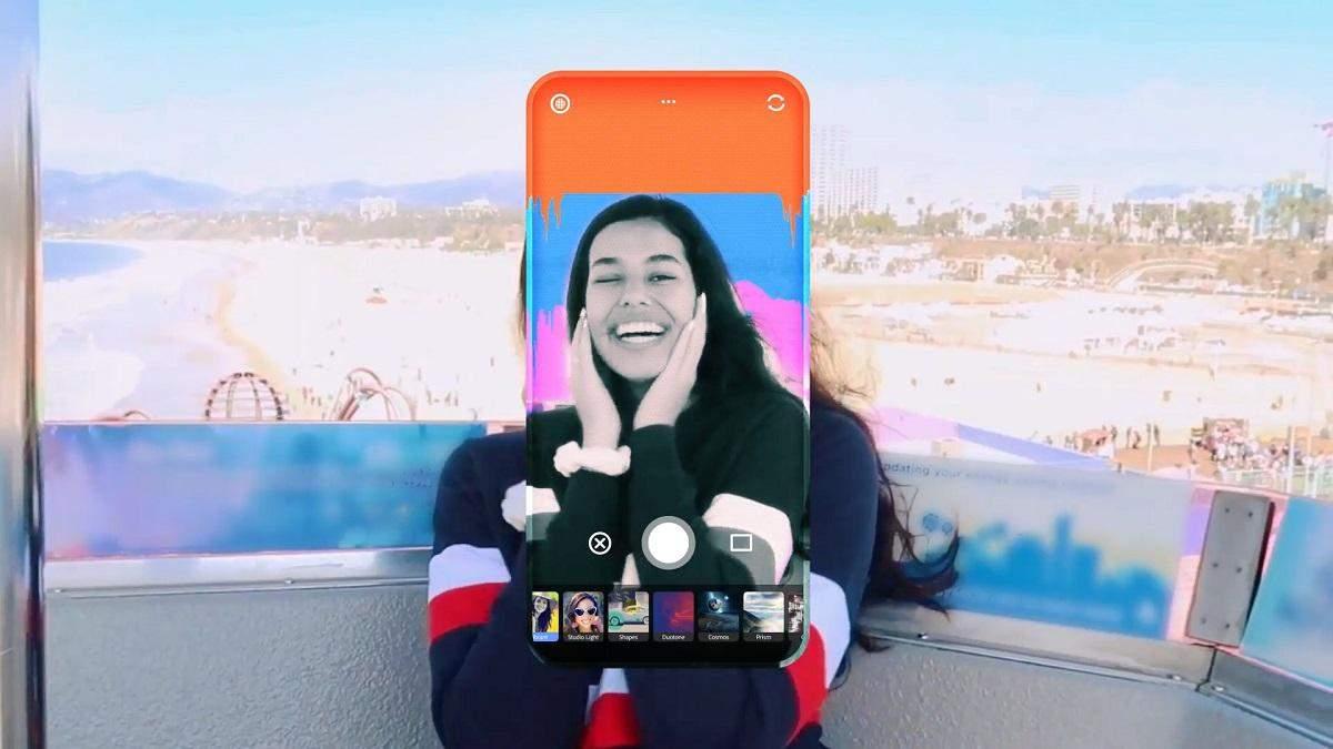 Додаток камери з вбудованим Photoshop з'явився в Google Play