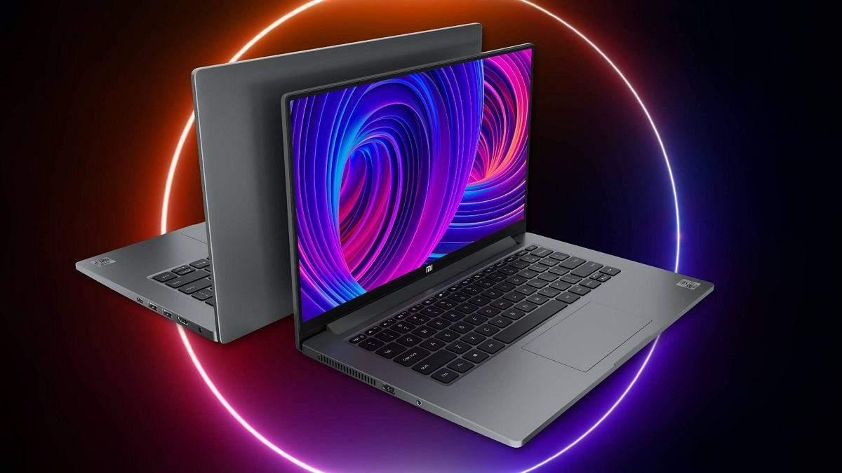 Xiaomi представила Mi NoteBook 14: ноутбук для професіоналів з графікою NVIDIA