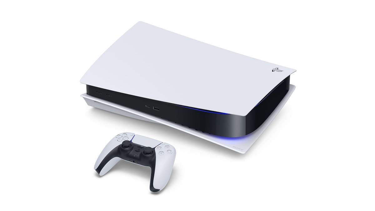 Sony показала PlayStation 5: дизайн приставки – фото
