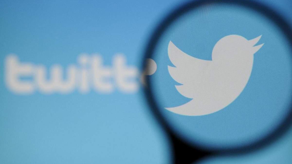 Twitter заблокував 180 тисяч пропагандистських акаунтів РФ, Туреччини та Китаю