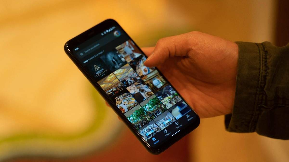 Google Фото отримає зручну функцію, яка спростить життя користувачам