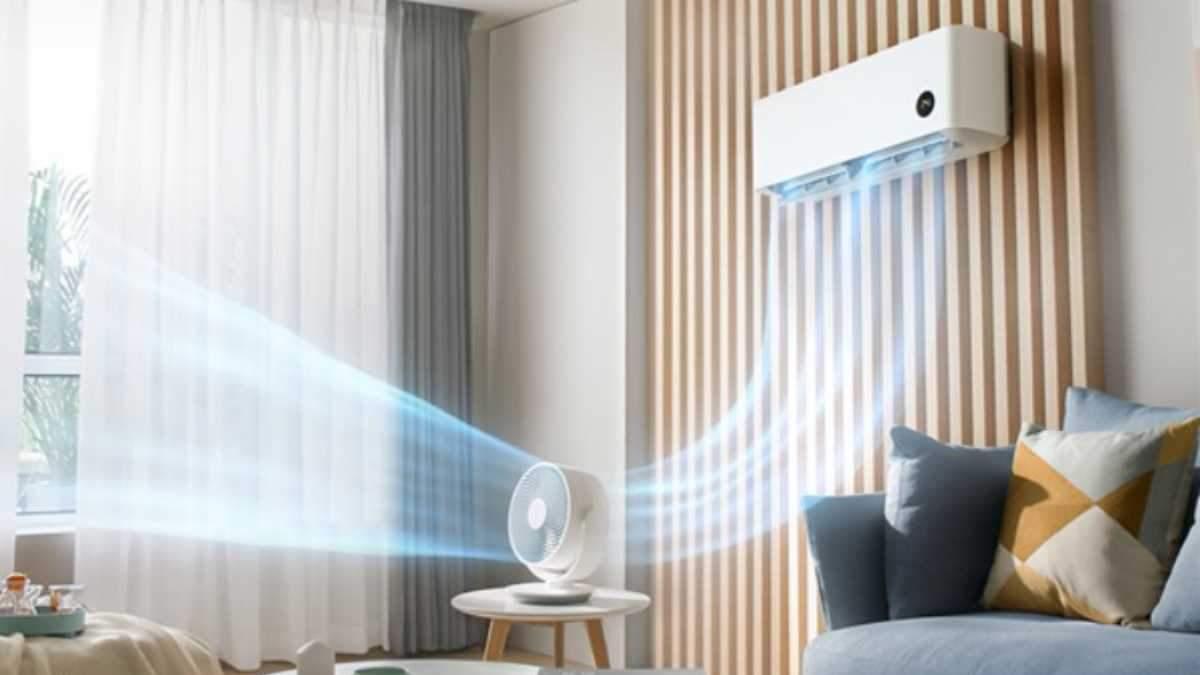 Актуально: Xiaomi випустила розумний портативний вентилятор