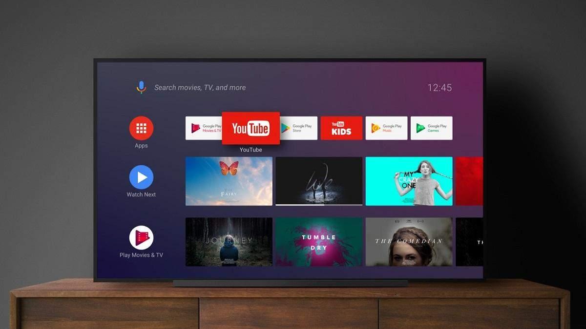 Android TV получит полезную функцию разумных колонок