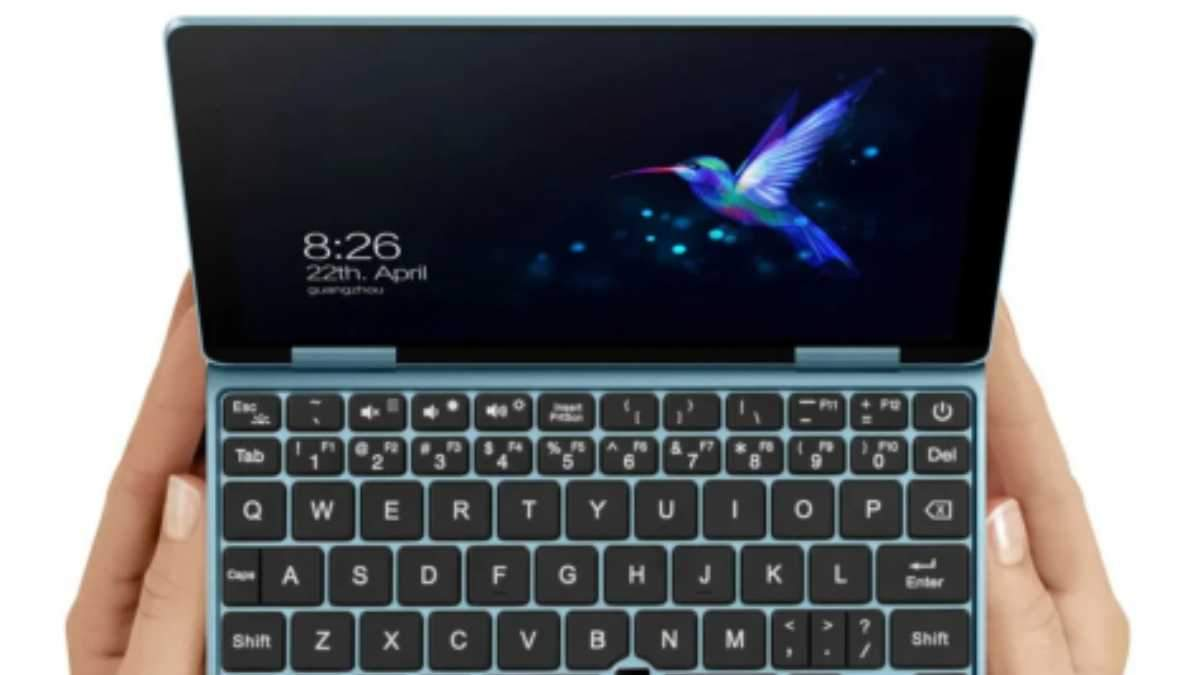 One Netbook випустила кишеньковий ноутбук: чим цікавий