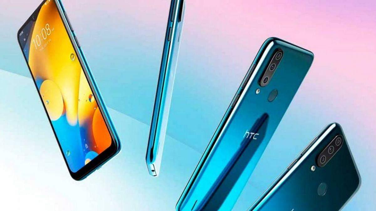 HTC возвращается: компания представила сразу два новых смартфона – видео