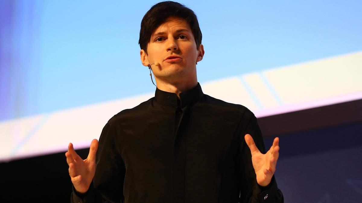 """Дуров придумал, как бороться с """"монополией Apple и Google"""""""