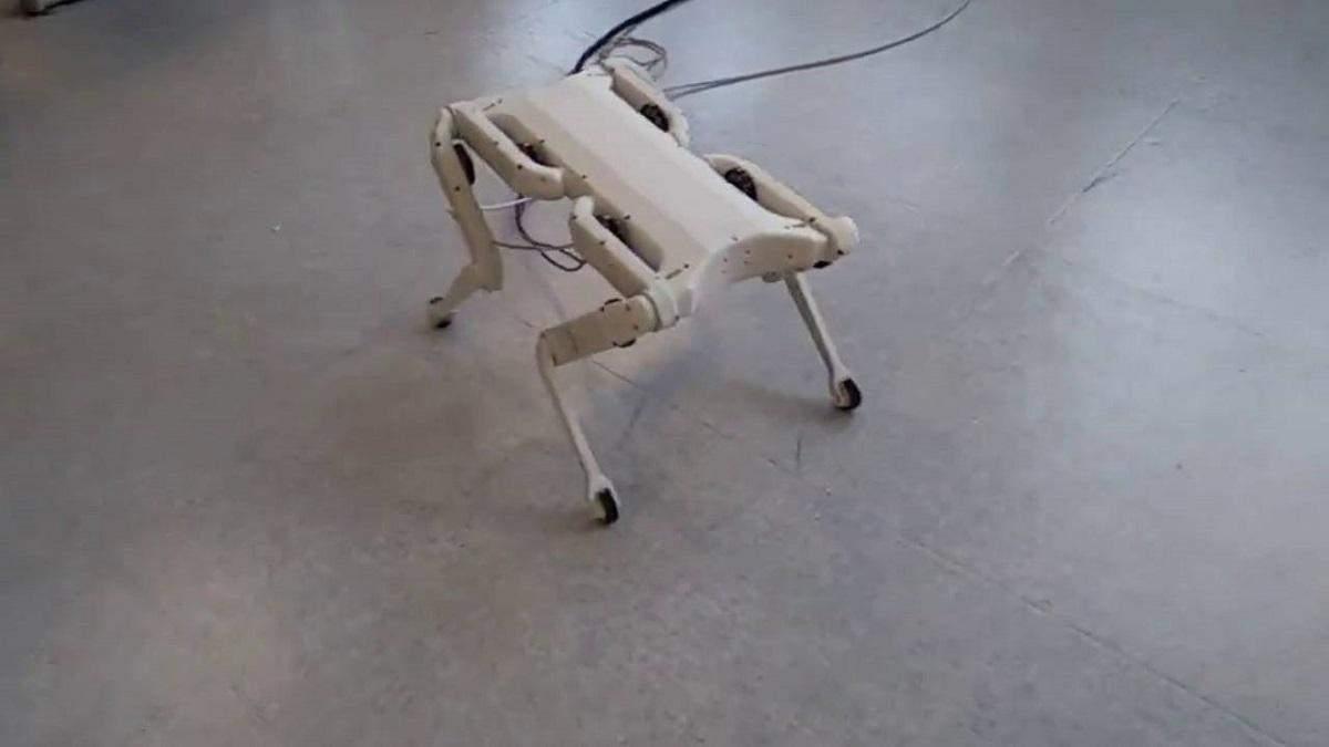 У робопса Boston Dynamics з'явився бюджетний конкурент – відео