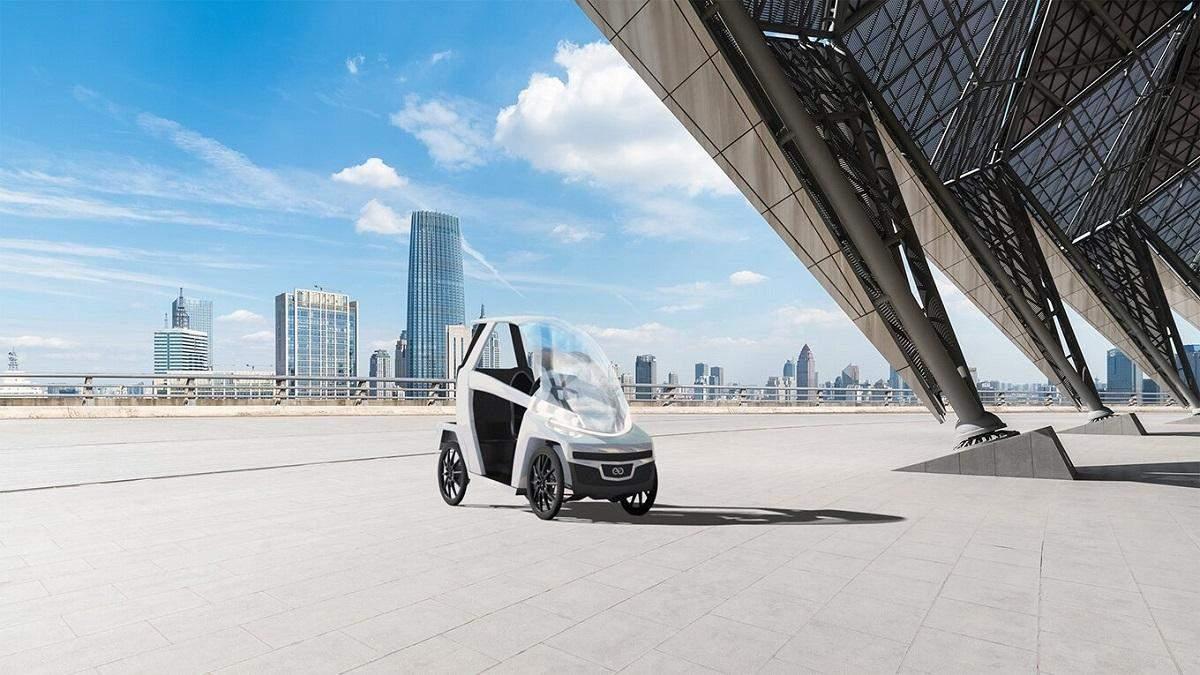 CityQ відкрила передзамовлення на гібрид електромобіля та велосипеда