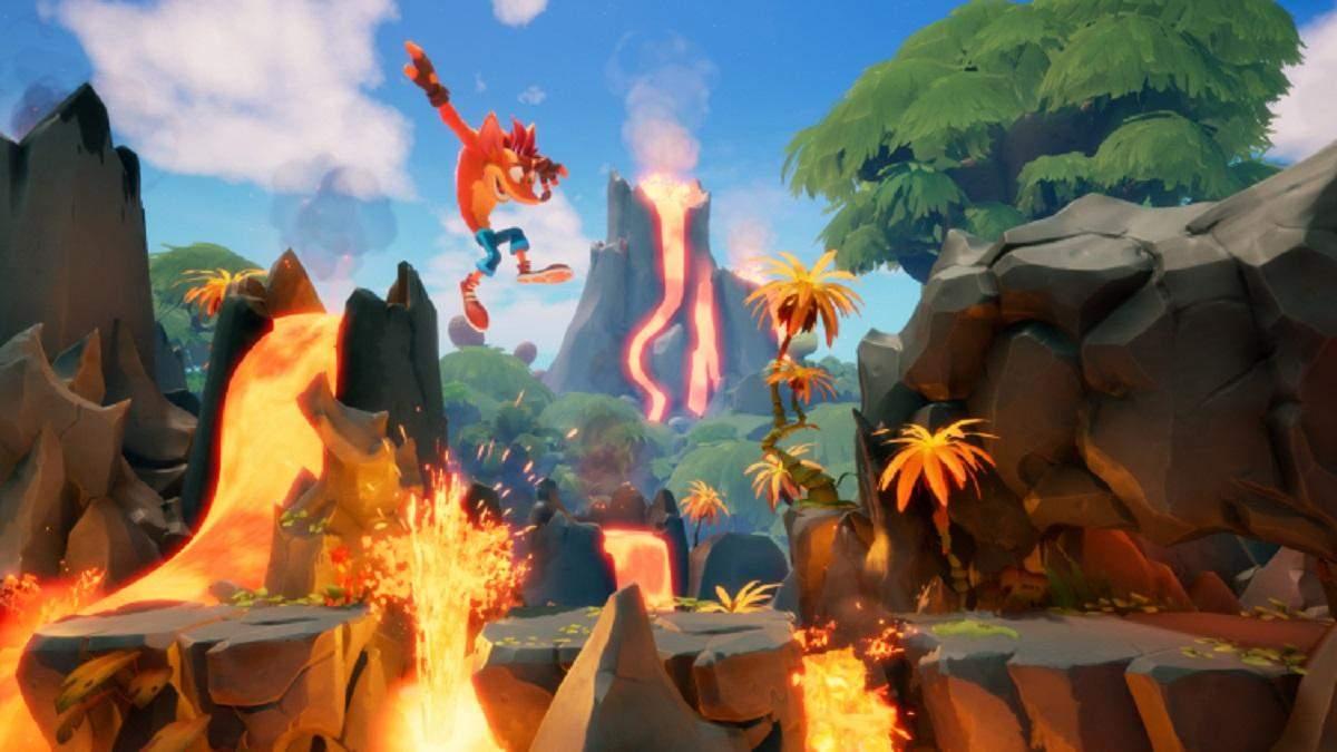 Анонсу Crash Bandicoot 4: It's About Time – трейлер