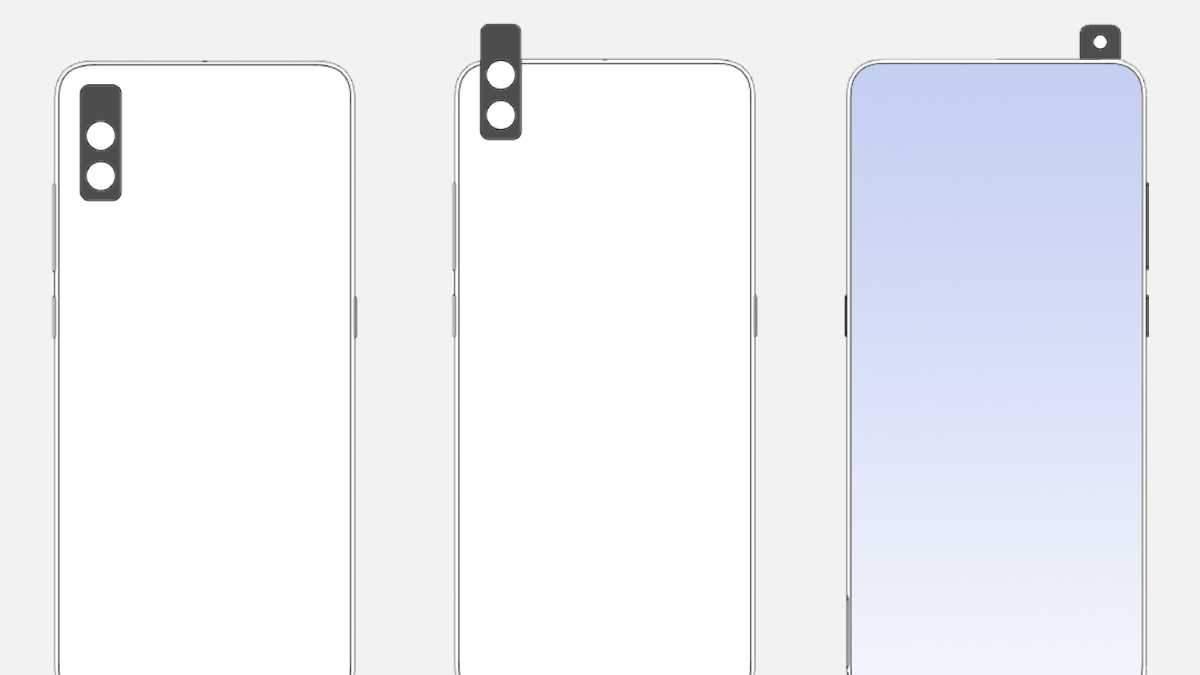 Xiaomi нашла новую оригинальную идею, чтобы спрятать фронтальную камеру