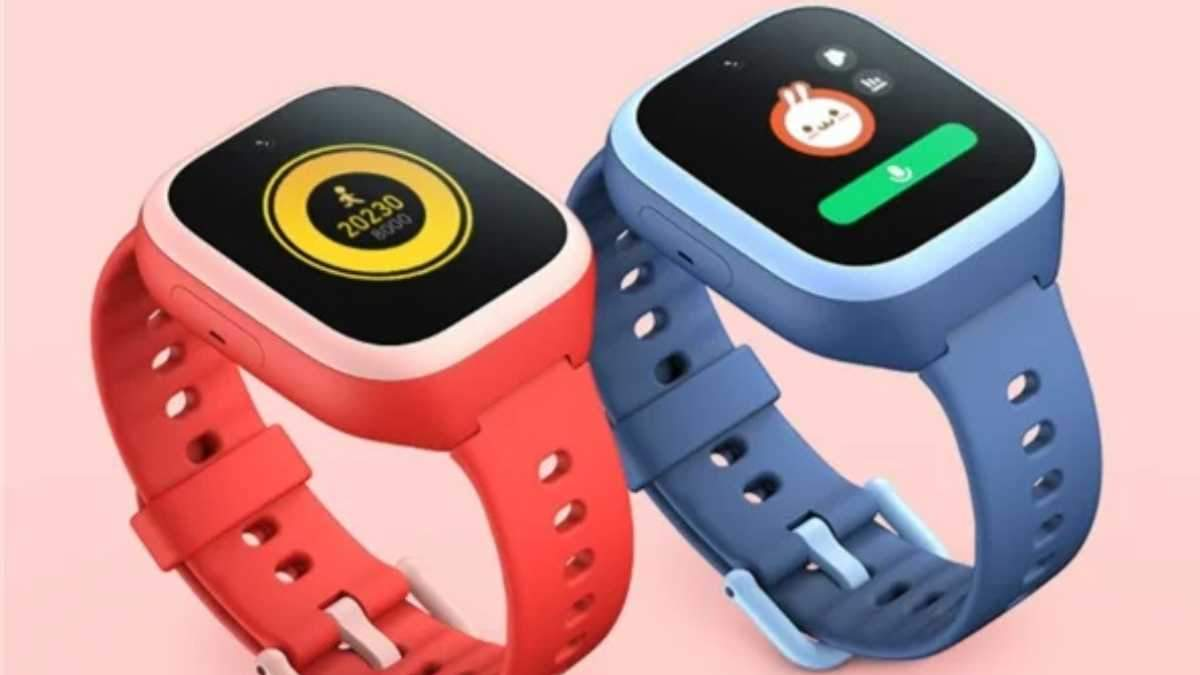 Розумний годинник Xiaomi Mi Rabbit Children Watch 4C