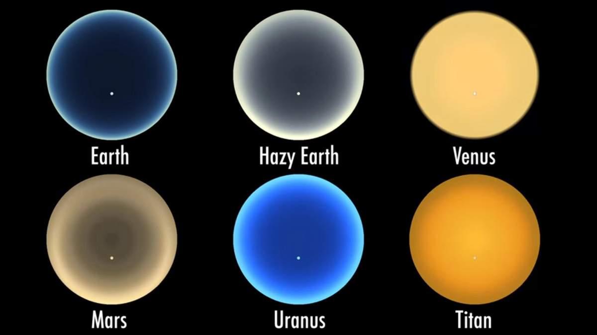 NASA показала, як виглядає захід на Венері, Марсі, Урані і Титані – вражаюче відео