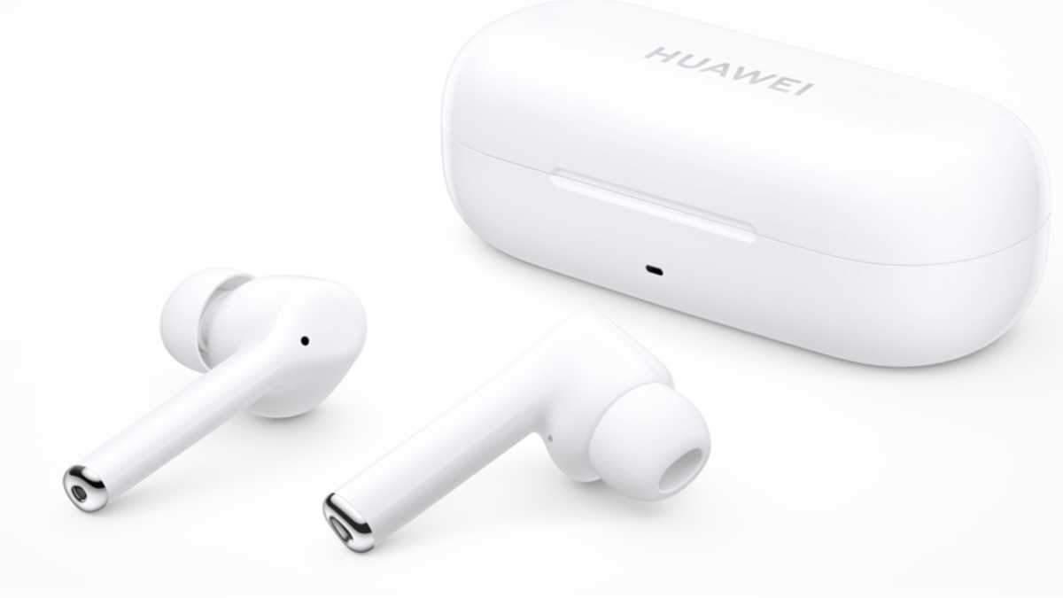Наушники Huawei Freebuds 3i с активным шумоподавлением: цена в Украине