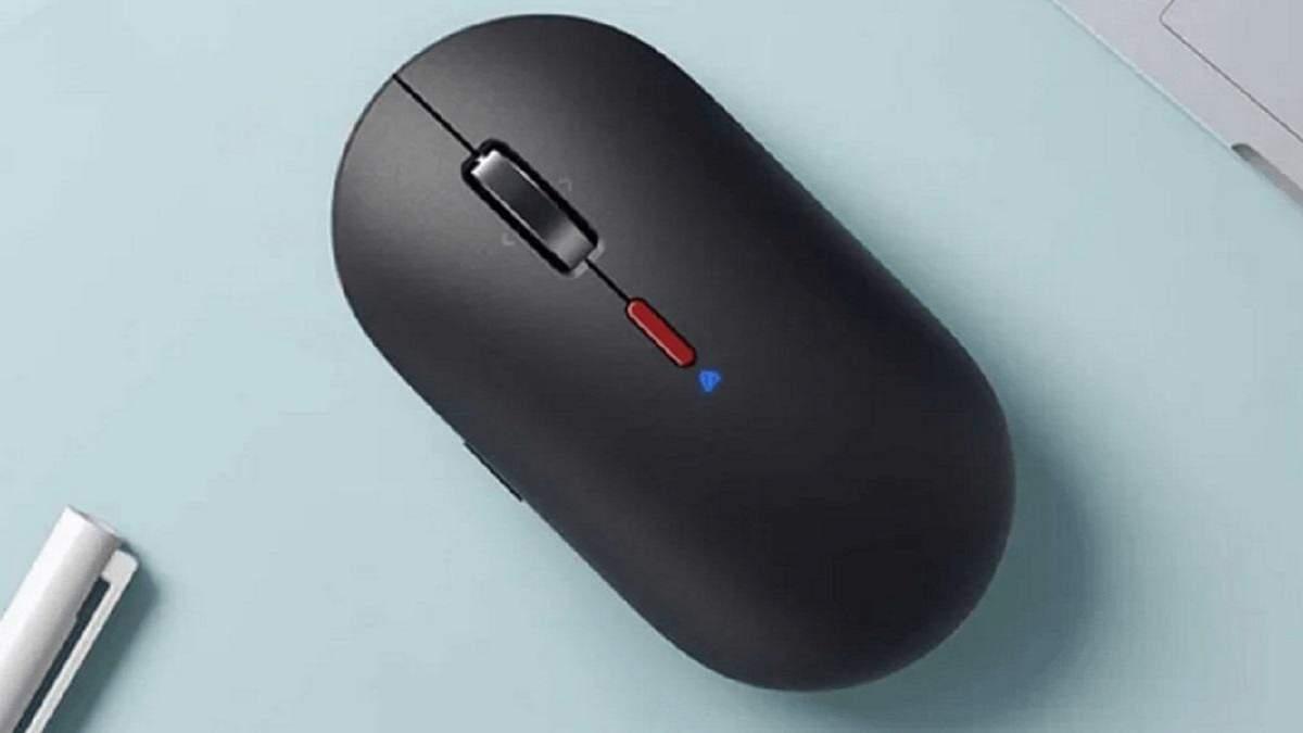 Xiaomi представила бюджетну розумну мишу з голосовим асистентом