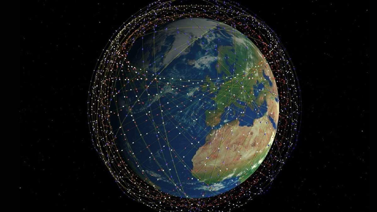Появились фото базовых станций Starlink – мирового интернета Илона Маска