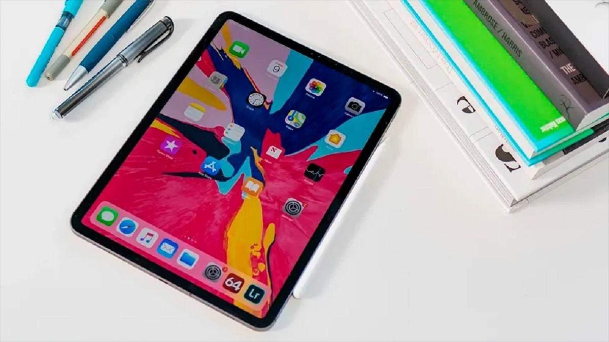 Новый iPad: подробности об очередном планшете Apple