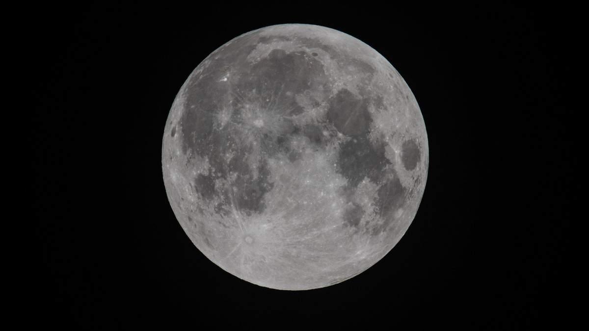 Фазы луны в июле 2020 – лунный календарь на июль – Украина