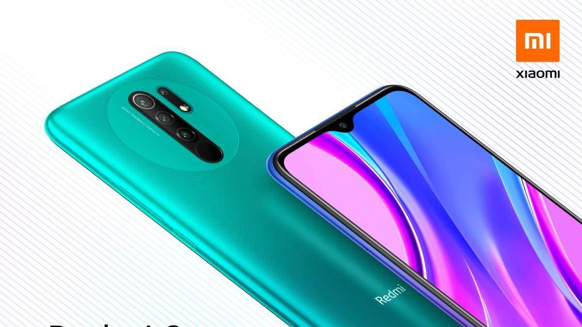 Redmi 9 та  Redmi 9A – найдешевші смартфони бренду