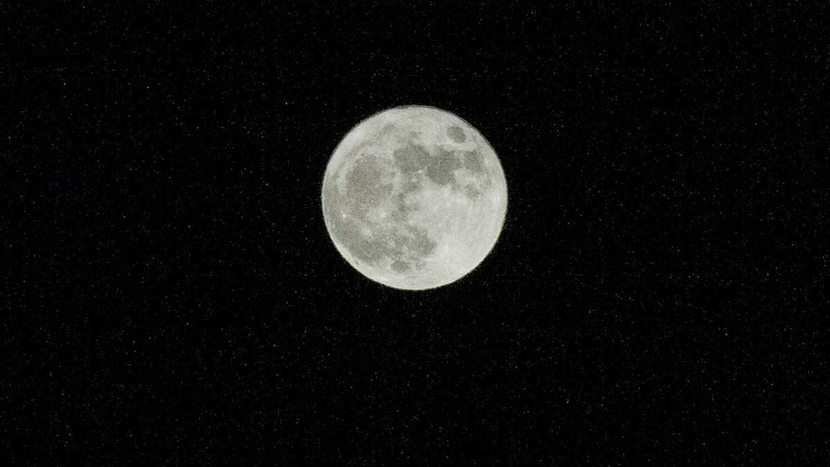 Коли повний місяць в липні 2020 – дата і час повного місяця
