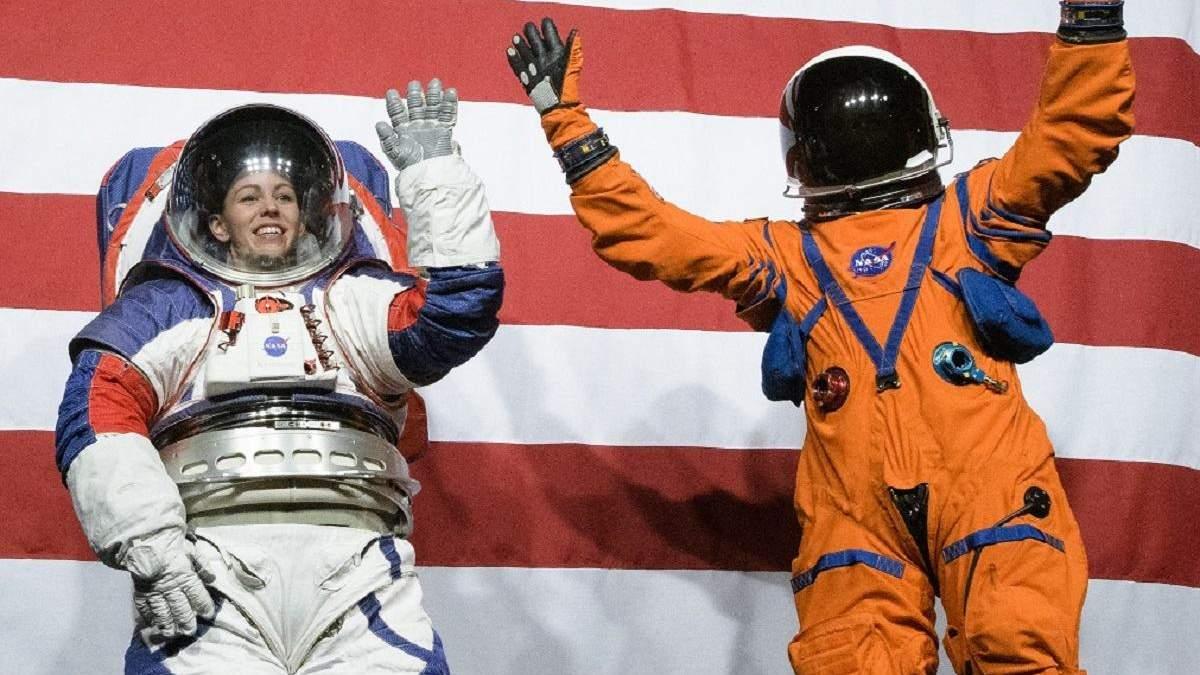 Скафандры NASA для лунной миссии Artemis проектирует искусственный интеллект