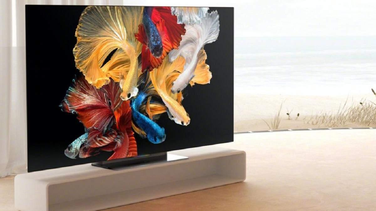 Xiaomi представила флагманский OLED-телевизор Mi TV Master