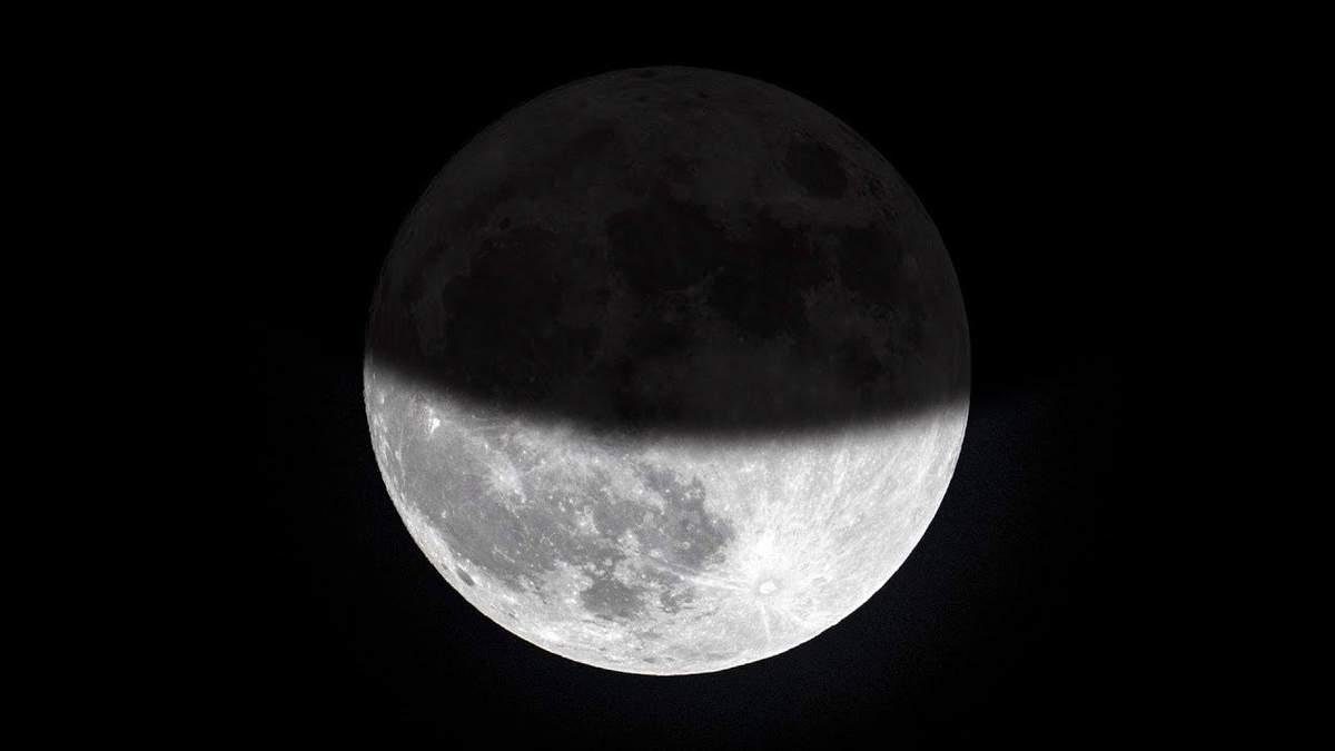 Лунное затмение 2020, Украина – когда смотреть, где будет видно