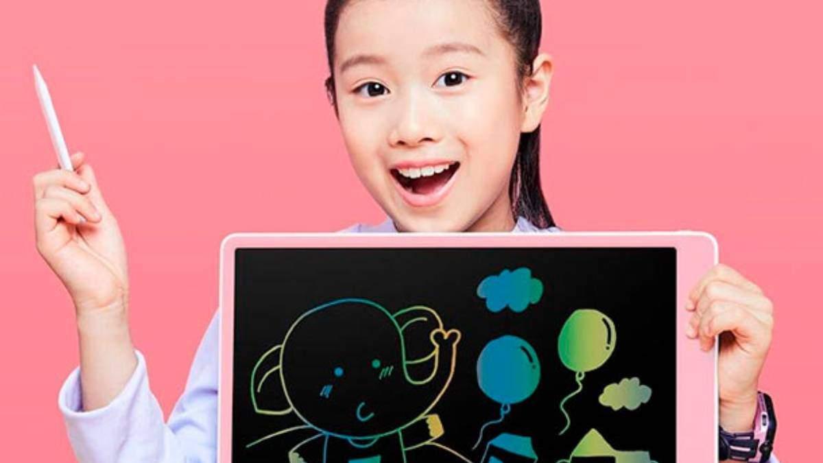 Xiaomi випустила дитячий планшет для малювання