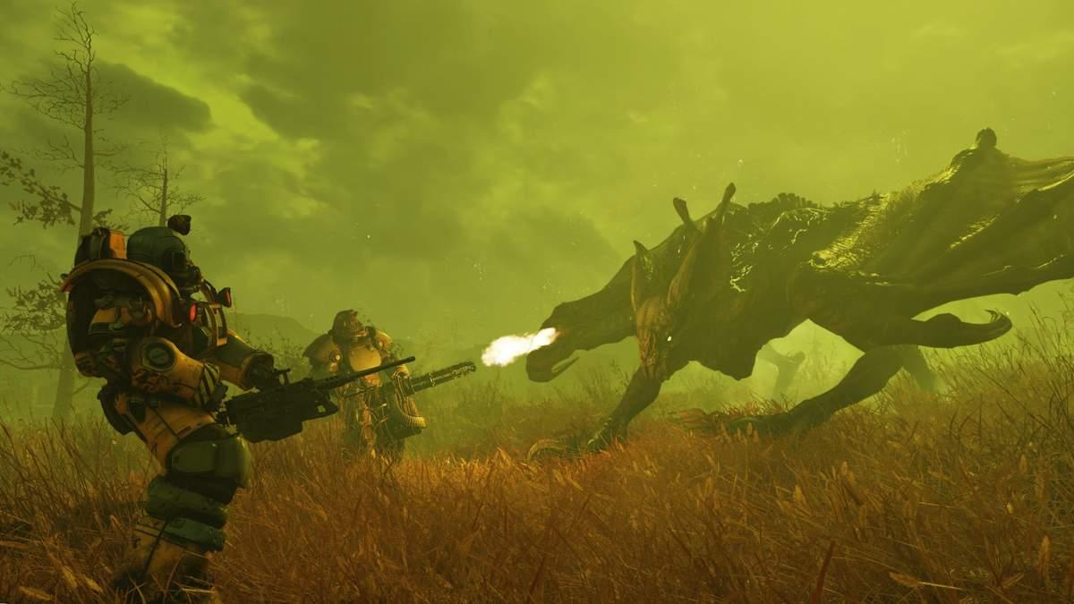 За мотивами гри Fallout випустять серіал: тизер