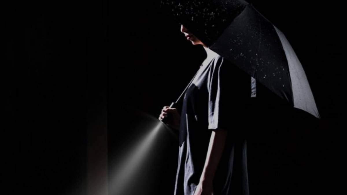 Девайс дня: автоматична парасоля від Xiaomi з ліхтариком