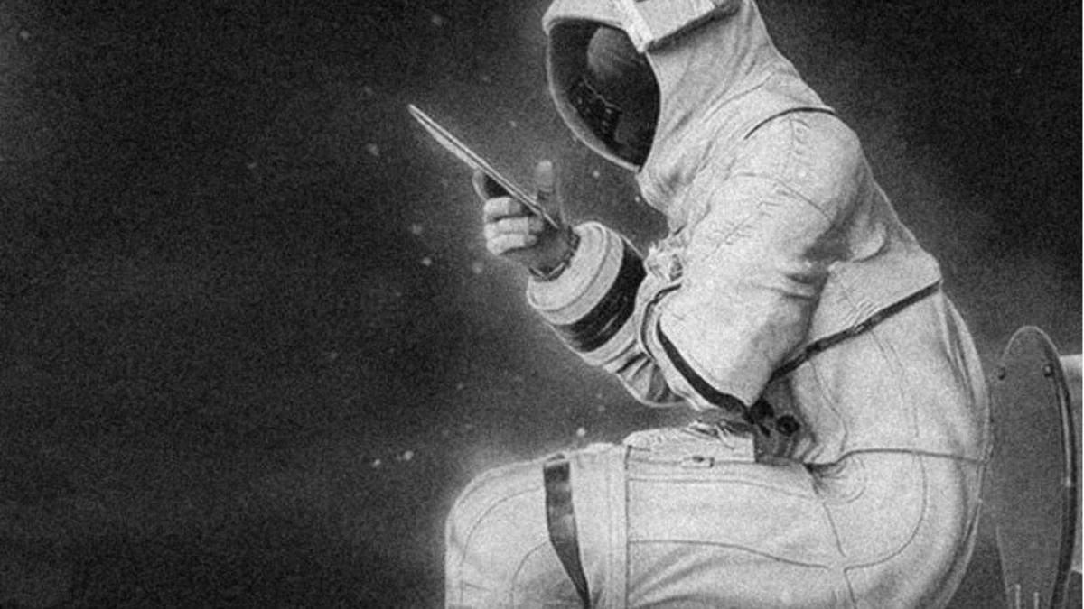 Як космонавти ходять у туалет: промовисті фото