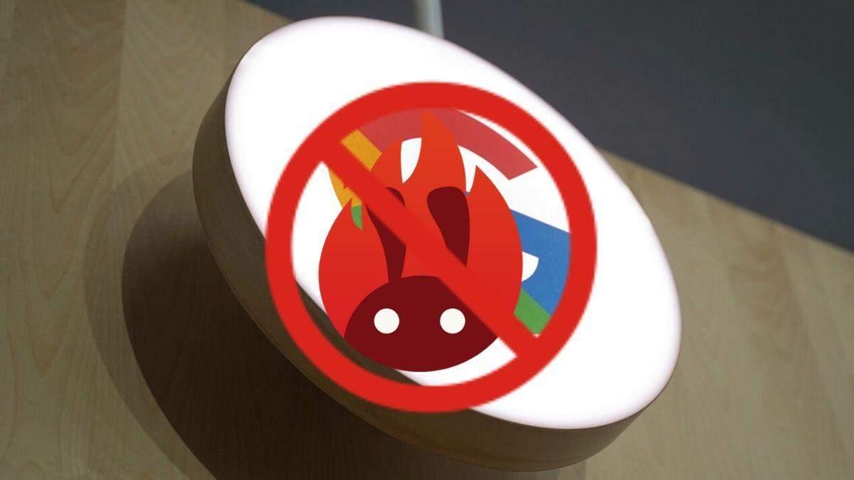 Google блокирует установку AnTuTu на Android-смартфоны
