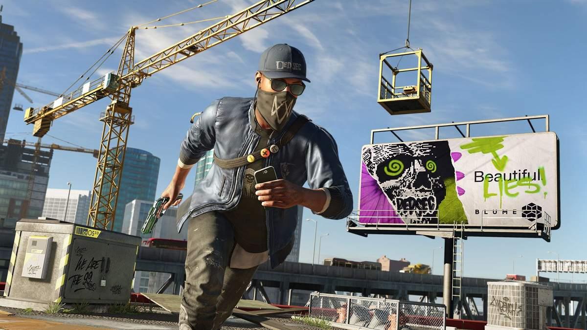Невиданная щедрость: Ubisoft отдаст экшен Watch Dogs 2 бесплатно и навсегда