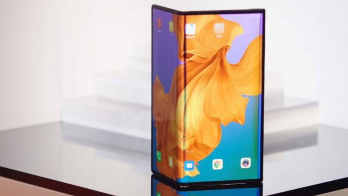Huawei запатентовала гибкий смартфон в новом форм-факторе