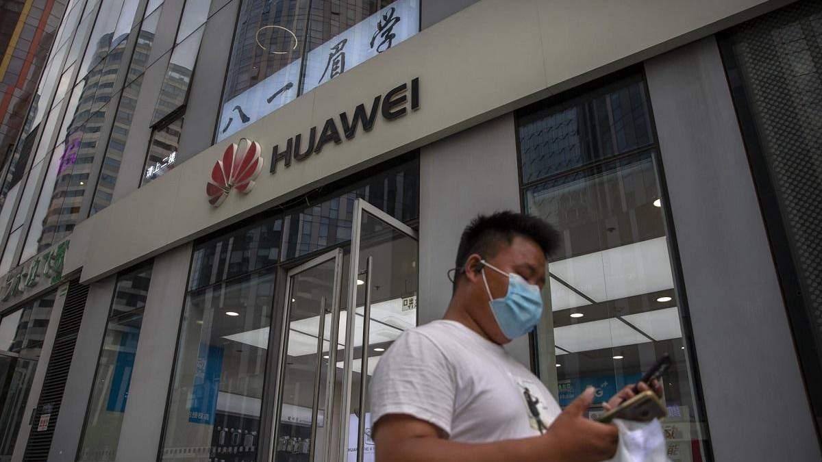 Huawei можуть виключити з британської мережі 5G вже в цьому році