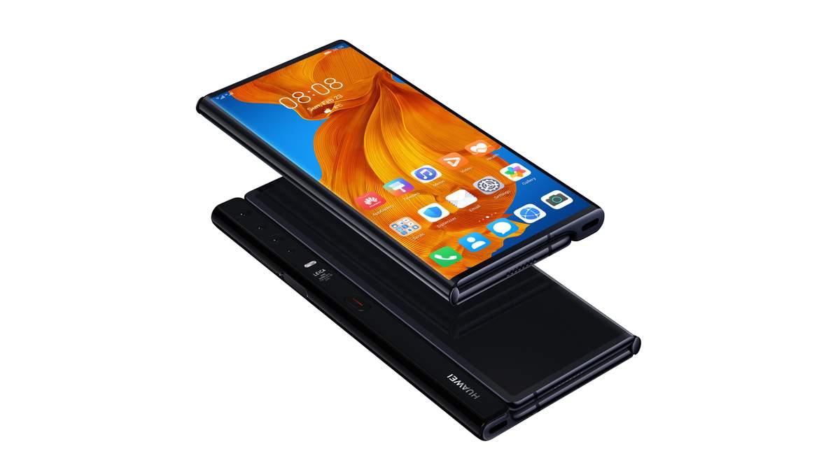 Huawei Mate Xs: гнучкий смартфон надійшов у продаж в Україні: ціна