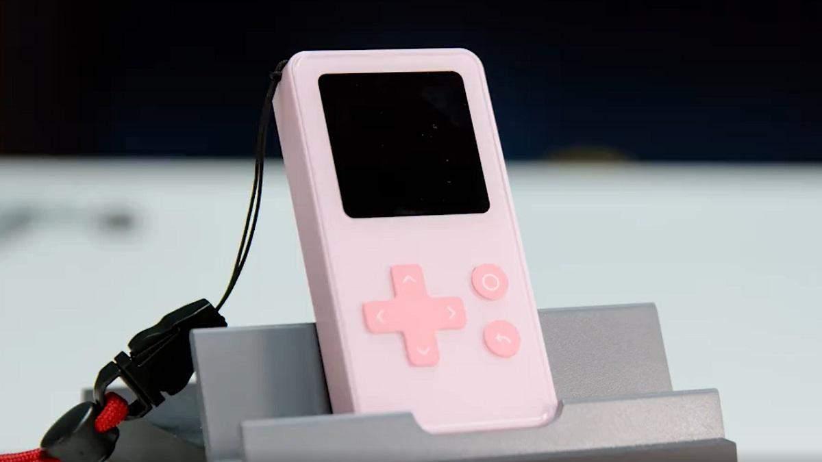 Xiaomi представила бюджетний телефон у формі ігрової консолі