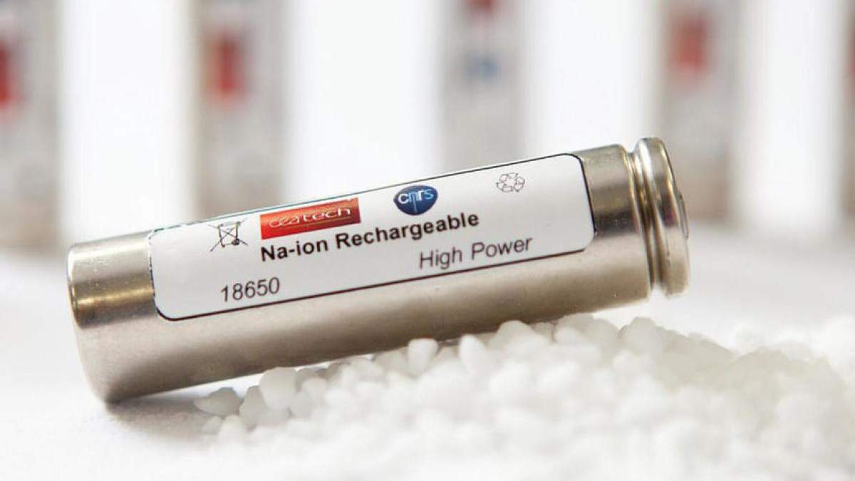 Натрий может прийти на смену литию в аккумуляторах: что это значит и почему это хорошо