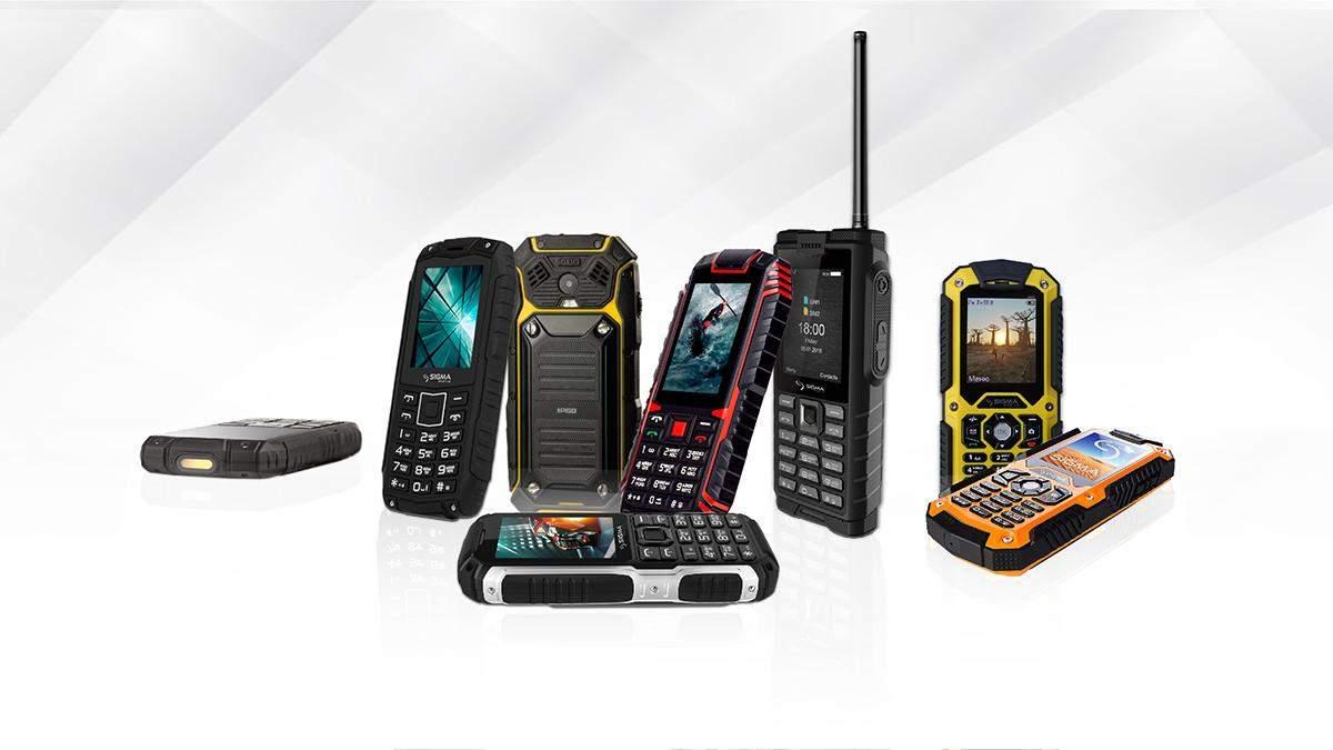 Як вибрати захищений кнопковий телефон: 6 по-справжньому стійких моделей