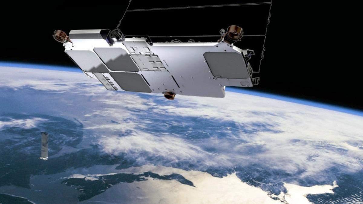 """SpaceX выпустит """"космические"""" Wi-Fi роутеры в форме пирамиды"""