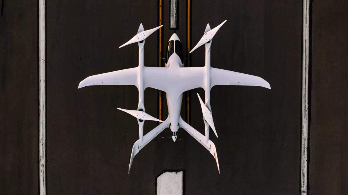 Електричний літак Alia отримав сертифікат льотної придатності