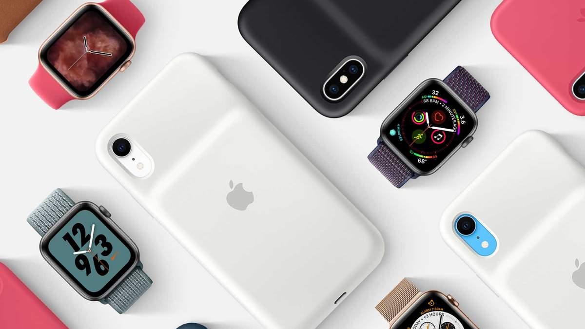 Apple готує чохол з бездротовою зарядкою
