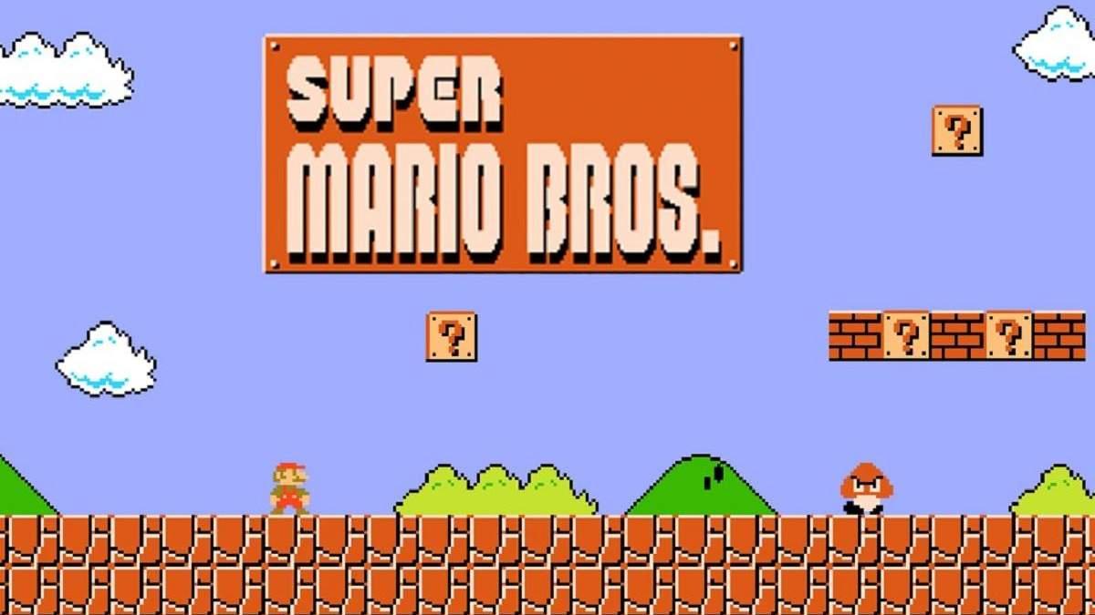 Запечатанную копию Super Mario Bros. продали за более чем 3 миллиона гривен