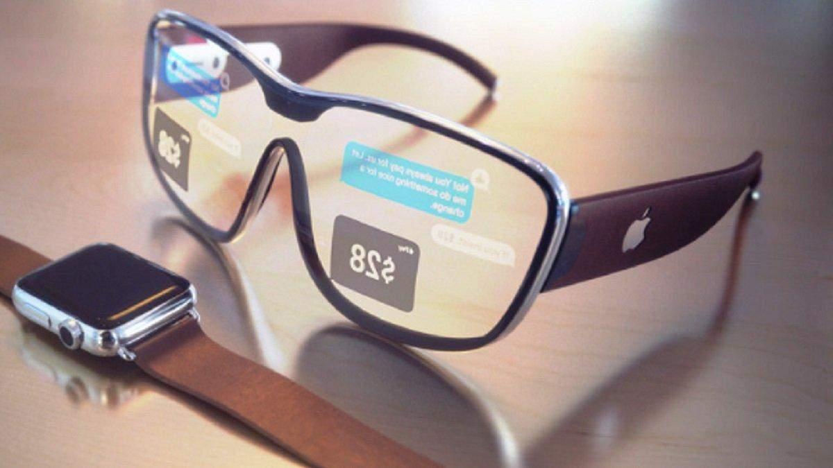 Apple патентує революційну систему управління AR-окулярами за допомогою очей