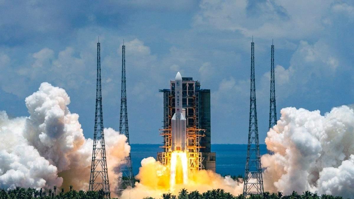 Тяньвень-1 – китайська місія на Марс: деталі та відео